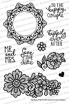 Wedding Frills Stamp Set
