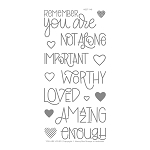 You Are Loved Stamp Set