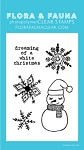 Mini Chilly the Snowman Stamp Set