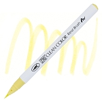 Clean Color Real Brush Marker Pale Yellow