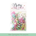 4mm Springtime Sequins Mix