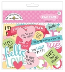 So Punny Chit Chat Die Cuts