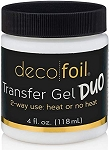 Deco Foil Transfer Gel Duo