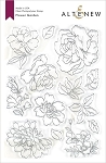 Flower Garden Stamp Set