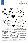 All the Hearts Stamp Set