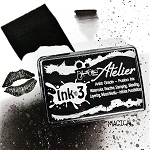 Atelier Paint It Black Fusion Ink Pad