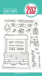 Cocoa Stand Clear Stamps