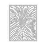 Spider Web Texture Fancy Die