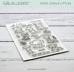 More Jungle Littles Stamp Set
