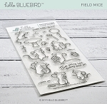Field Mice Stamp Set