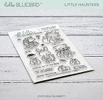 Little Haunters Stamp Set