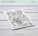 Tabitha Stamp Set