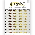 Raw Honey Gem Stickers
