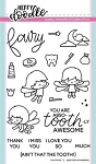 Absotoothly Awesome Stamp Set