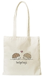 Hedgehugs Tote Bag