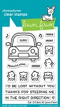 Car Critters Stamp Set