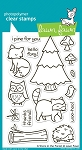 Critters in the Forest Stamp Set