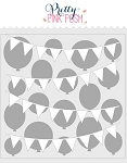 Layered Birthday Stencils (2 Pack)