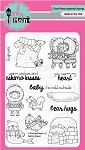 Eskimo Kisses Stamp Set