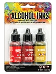 Alcohol Ink 3pk Orange/Yellow Spectrum