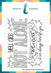 Not Alone Stamp Set