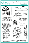 Be The Rainbow Stamp Set