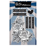 Botanical Banners Stamp Set