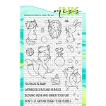 Bubbles Stamp Set
