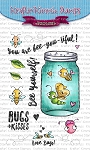 Bugs & Kisses Stamp Set
