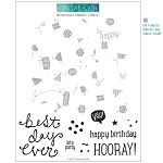 Birthday Basics Turnabout Stamp Set