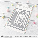 Framed Tags - Delancey Creative Cuts