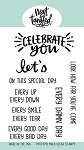 Celebrate You Stamp Set