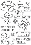 Wintertime Fairies Stamp Set