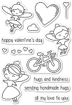 Valentine Fairies Stamp set