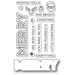 Merry Everything Stamp Set