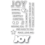 Tidings of Joy Stamp Set