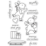 Be Jolly Stamp Set