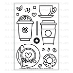 Coffee Break Stamp Set