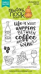 Coffee & Wine Stamp Set