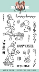 Cottontail Cuties Stamp Set