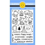 Critter Campout Stamp Set