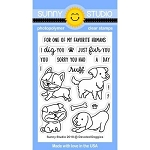 Devoted Doggies Stamp Set