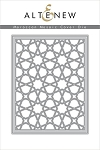 Moroccan Mosaic Cover Die