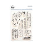 Squirrel Friends Stamp Set