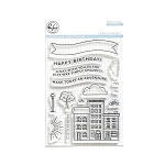 A Day In The City Stamp Set