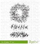 Eucalyptus Wreath Stamp Set