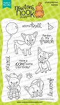 Fabulous Frenchies Stamp Set