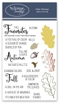 Fall Favorites Stamp Set
