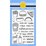 Fast Food Fun Stamp Set