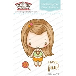 Fun Anya Stamp Set